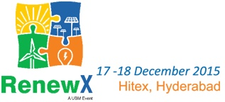 Visit us at RenewX 15′ | Stall No. A161